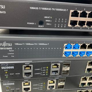 Fujitsu Sh1516ATC スイッチングハブ
