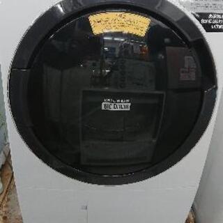 【クリーニング&動作確認済】日立 洗濯容量11.0kg・乾燥容...