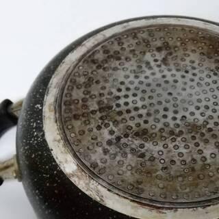 マーブル plusプラス 浅型卓上鍋 26㎝♡ガスコンロ直火OK - 売ります・あげます