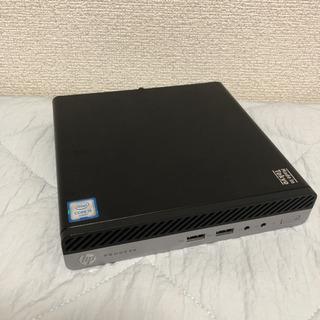 【ネット決済・配送可】HP デスクトップパソコン SSD Cor...