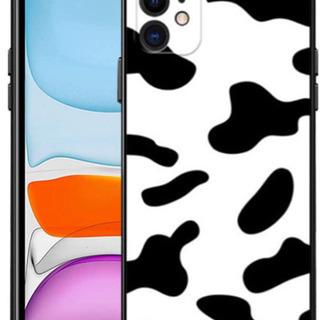 半額以下!新品未開封!iphone 11 牛柄スマホケース
