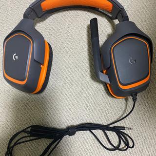ゲーミングヘッドセット Logicool G231