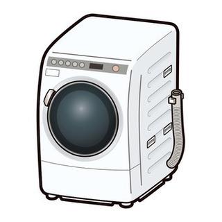 【新生活応援プラン】洗濯機設置!