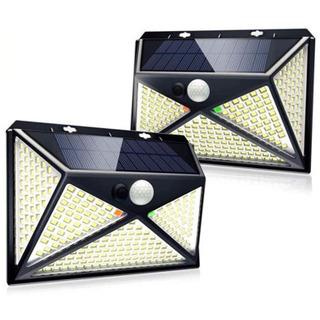 LEDセンサーソーラーライト