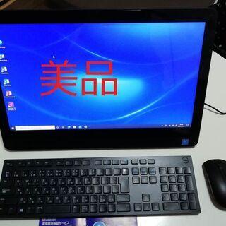 美品 Office付き タッチパネル 一体型デスクトップ Win...
