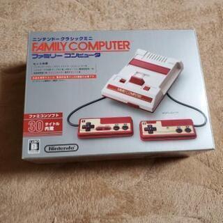 【ネット決済・配送可】任天堂 ファミリーコンピューター(未使用)