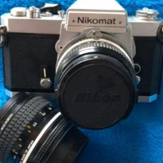 [ Nikon ]カメラ 付け替えレンズあり