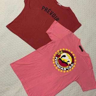 T-shirt 2枚セット