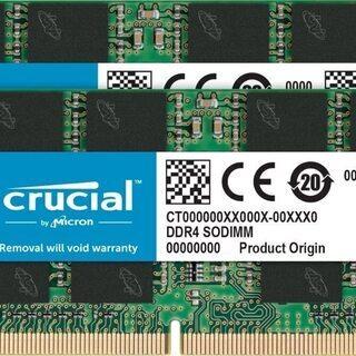 DDR4ノートPC用MEMORY 32GB(未開封)