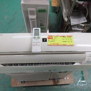 K02169 シャープ 中古エアコン 主に14畳用 冷4.0kw...