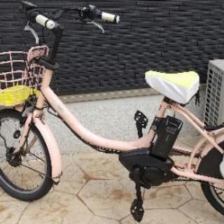 【最終値下げ】ブリヂストン 定価14万 子乗せ電動自転車 ビッケ...