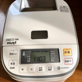 Panasonic 炊飯器 おどり炊き