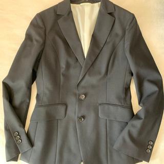 スーツ ジャケット&スカート パーソンズ 黒11号