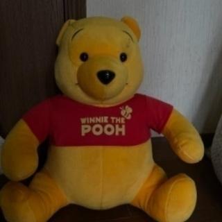 クマのプーさん ぬいぐるみ 40cm① Disney ディズニー