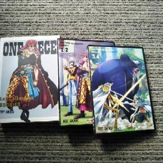 ONE PIECE log collection [ROOKIES]