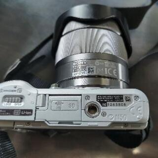 SONY ミラーレスカメラ