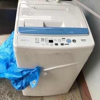 洗濯機(3月中まで出品)