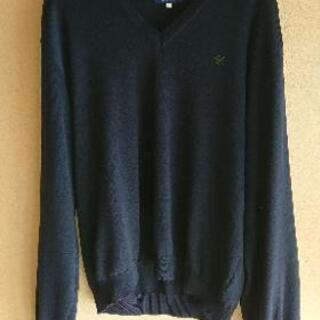 学校指定セーター