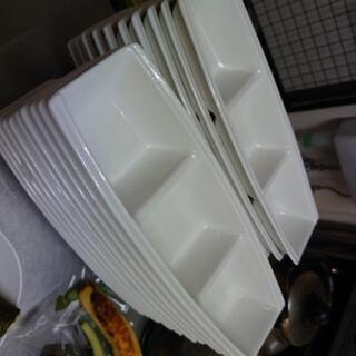 三種盛り皿 20枚セット 予約済