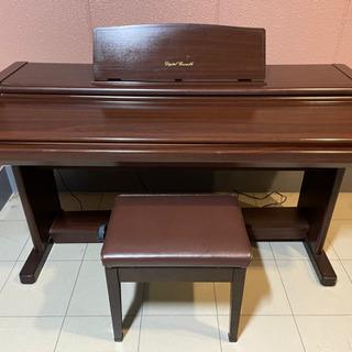 【美品】【お届け無料有り】★電子ピアノ★Technics SX-...