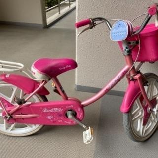 女の子18インチ自転車☆もらって下さい☆