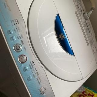 0円で洗濯機譲ります - 船橋市