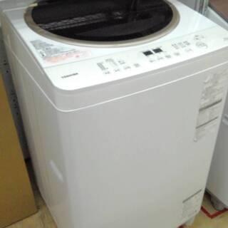 2016年製 TOSHIBA 10㎏洗濯機 AW-10SD…