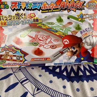 Super MarioストライクエアホッケーATTACK