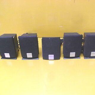 クリエイティブ  5.1CH用 サテライトスピーカー 5個