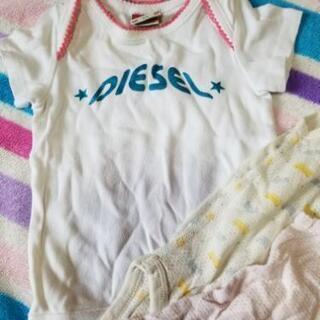ディーゼル 6month 半袖シャツ