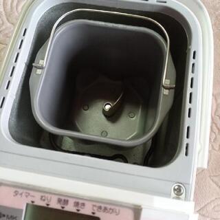 決まりました。受付終了 自動ホームベーカリー HB-100 ふっくらパン屋さん - 広島市