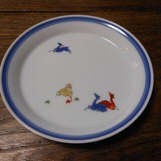 香蘭社 丸皿 5枚セット - 札幌市