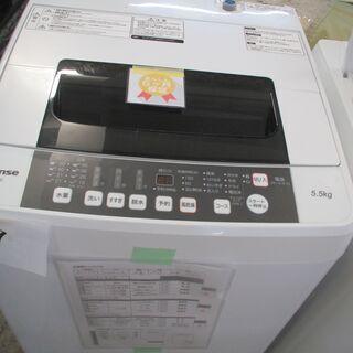 ID:G951544 全自動洗濯機5.5k
