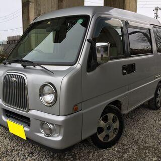 【コミコミ価格】軽ワゴン スバル ディアスワゴン クラシック T...