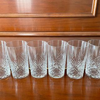 ボヘミア グラス 6個 セット