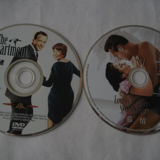 DVD *懐かしの洋画いろいろ 1枚150円で*NO・1