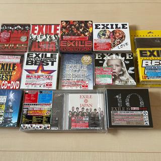 【美品】EXILE アルバム まとめセット