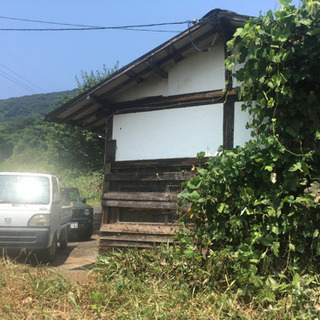 【古い小屋を再生&活用してくれる方、募集します!】