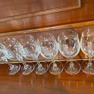 クリスタル ワイン グラス