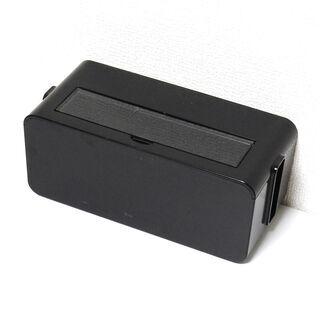 テーブルタップボックス 黒