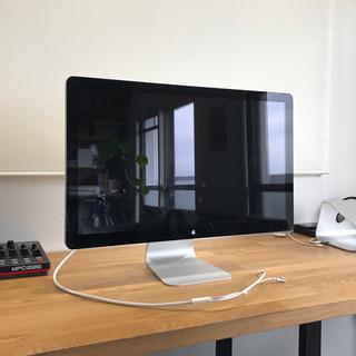 Apple Thunderbolt Display / ジャンク