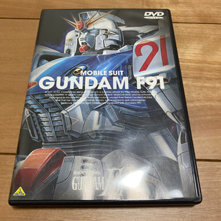 GUNDAM F91 DVD