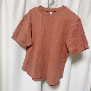 ユニクロ ワッフル Tシャツ