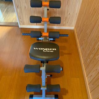トレーニング器具、腹筋