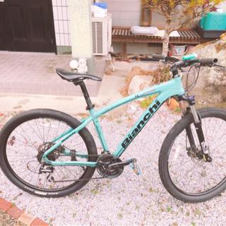 BIANCHI KUMA  27.3  マウンテンバイク