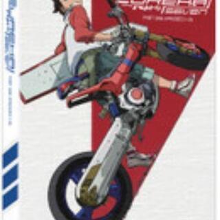 【ネット決済・配送可】新品北米製DVD エウレカセブン全話北米版
