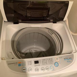 【無料】洗濯機・冷蔵庫など *まとめてお引き取り可能な方のみ