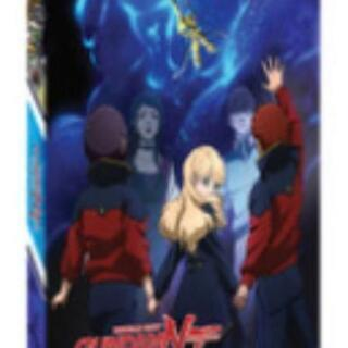 【ネット決済・配送可】新品北米製Blu-ray 機動戦士ガンダム...