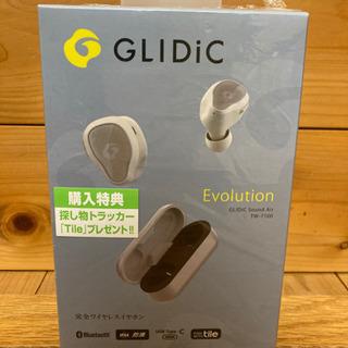 新品ワイヤレスイヤホン GLIDIC