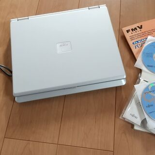Windows XP FMVNB50L ノートパソコン